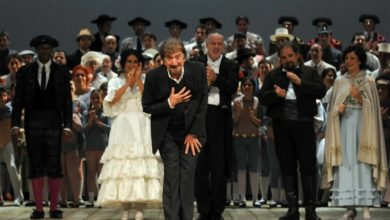 Photo of Anche Salerno dice addio a Gigi Proietti