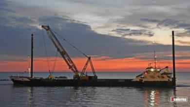Photo of Salerno: il ripascimento della spiaggia nella zona orientale, proseguono i lavori
