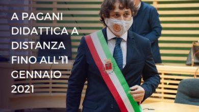 Photo of Pagani: Scuola, Didattica a Distanza fino all'11 gennaio