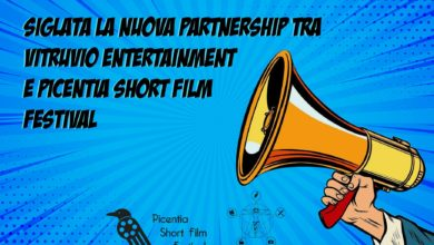 Photo of Siglato il sodalizio tra Vitruvio Entertainment e il Picentia Short Film Festival
