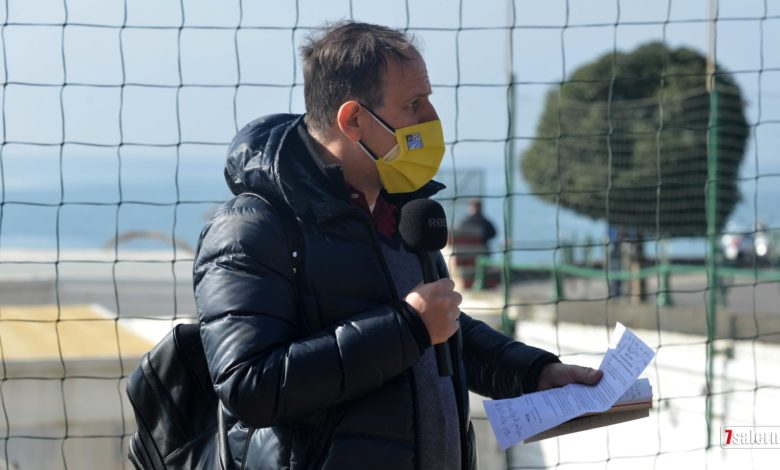 No alla cementificazione dell'ex area Vitologatti a Salerno