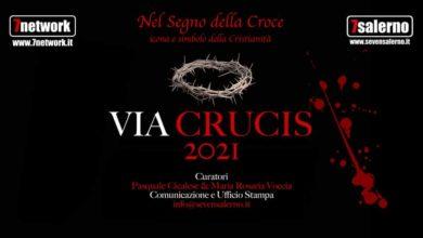 Via Crucis 2021 Logo