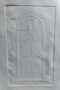 XIII-Gesu-muore-sulla-croce-Usama Saad - incisione 50x70